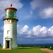 Lighthouse Impression Poster