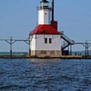 Lighthouse Restored Poster