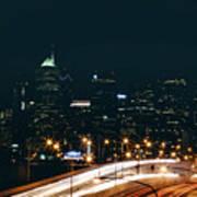 Lights Of Philadelphia Poster