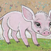Lil Piglet Poster