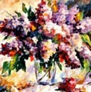 Lilac - Morning Mood Poster