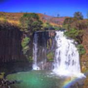 Lili Waterfall  Poster