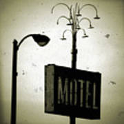 Lincolnwood Motel District Poster