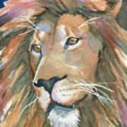 Lion Of Judah Poster