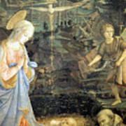 Lippi  Fra Filippo Painting Year1463 Poster