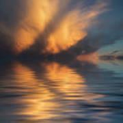 Liquid Cloud Poster