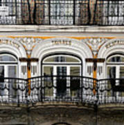 Lisbon 16 Poster