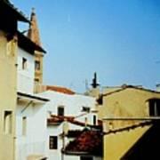 Lisbon Angles Poster