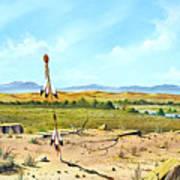 Little Bighorn Poster