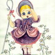 Little Bo Peep Poster