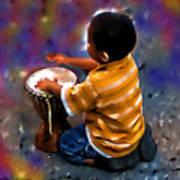 Little Drummer Boy Poster