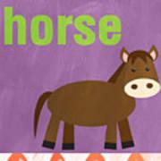 Little Horse Poster