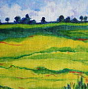 Little Landscape Poster