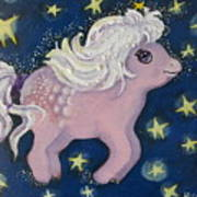 Little Pink Horse Poster