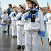 Little Sailors Poster