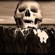 Little Sisters Of The Divine Skull Poster