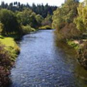 Little Spokane River Poster