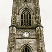 Liverpool Church Of St Luke - Tower B Poster