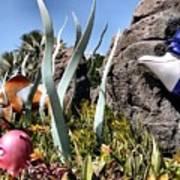 Living Seas With Nemo Poster