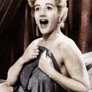 Liz Fraser, Vintage British Actress Poster