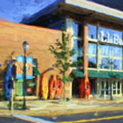 Ll Bean Store At The Promenade In Pa Poster