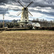 Llancayo Mill Usk 2 Poster