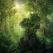 Llanowar Reborn Poster
