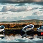 Loch Harray Dawn Iv Poster
