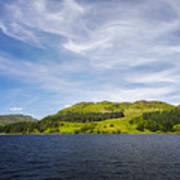 Loch Katrine Scotland Poster
