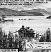 Loch Ness Monster, 1934 Poster