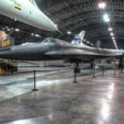 Lockheed Yf-12a Poster