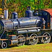 Locomotive 201 Poster