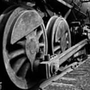 Locomotive Poster by Joe Bonita