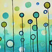 Lollipop Field By Madart Poster