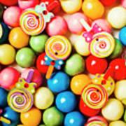 Lolly Shop Pops Poster