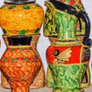 Lombok Pottery Poster