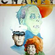 Lon Chaney Sr Poster