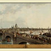 London 1802 Poster