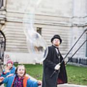 London Bubbles 6 Poster