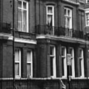 London Sixties Lambretta Poster