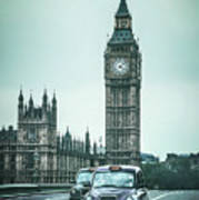 London Times Poster