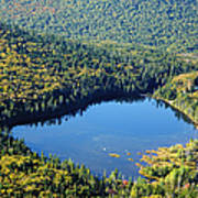 Lonesome Lake - White Mountains New Hampshire Usa Poster