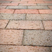 Long Bricked Walks Poster