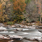 Chattooga River 14 Poster