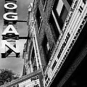 Long Live Logan Logan Theatre Poster