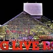 Long Live Rock Poster