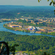 Lookout Mountain Vantage Poster
