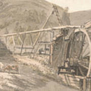 Lord Hopetoun's Lead Mines Poster