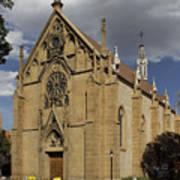 Loretto Chapel - Santa Fe Poster