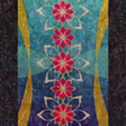 Lotus Garden Poster